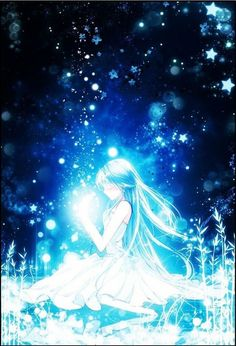 Here you will find a series of anime images for your covers. Art Anime, Anime Artwork, Anime Art Girl, Manga Art, Anime Girls, Manga Anime, Anime Galaxy, Galaxy Art, Beautiful Anime Girl
