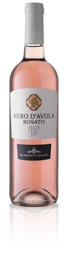 #Spadafora // Nero d'Avola rosato by LEONARDO RECALCATI, via Behance #wine vinos maximum vinho