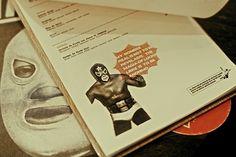 Lucha Loco on Behance