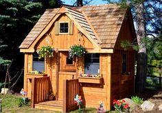 9 x 9 Laurens Cottage Playhouse