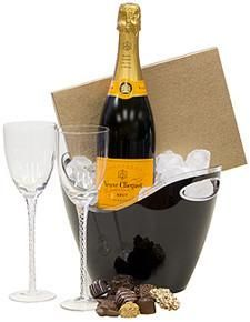 Simple Celebration Champagne Gift Set