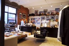 Our office ….on a good day. -via rag & bone, guest pinner for Land Rover USA