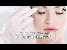Laser resurfacing in plastic surgery with Dr. Denton Watumull