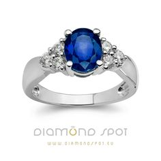 Safiri - Nakit sa safirima i dijamantima - Zlatara Diamond Spot, Beograd Sapphire, Engagement Rings, Jewelry, Diamond, Enagement Rings, Wedding Rings, Jewlery, Jewerly, Schmuck