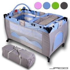 Baby Bed Travel Cot (Blue) Portable Child Furniture with Toys 0-36 months, http://www.amazon.co.uk/dp/B0041GJWE4/ref=cm_sw_r_pi_awdl_I8crxbK7C50J8