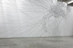 Antony Gormley ANOTHER SINGULARITY. Galleria Continua Beijing, 2009. Photo by: Oak Taylor-Smith. Courtesy Galleria Continua San Gimignano / Beijing / Les Moulins / Habana; © The Artist.