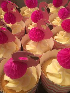 Flamingo cupcakes Flamingo Cupcakes, Birthday Cupcakes, Party, Desserts, Food, Anniversary Cupcakes, Tailgate Desserts, Deserts, Essen