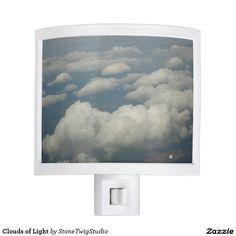 Clouds of Light Nite Light