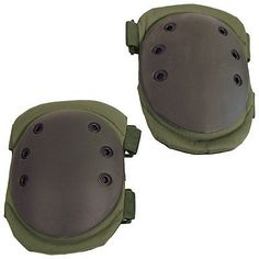 Heavy duty knee #protection pads army tactical paintball #airsoft #durable olive,  View more on the LINK: http://www.zeppy.io/product/gb/2/301401760240/