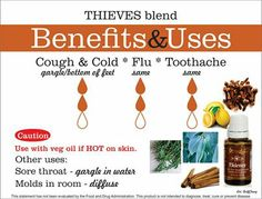 Young Living Essential Oils: Thieves