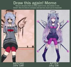 draw this again meme - lolwhat by lackless.deviantart.com