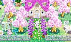 Animal Crossing HHD macaroncafe: Diana's tranquil sanctuary☆ 0095-7724-417♡ Happy Home Designer, Animal Games, Animal Crossing Qr, House Design, Qr Codes, Life Advice, Guilty Pleasure, Funny Animals, Folk