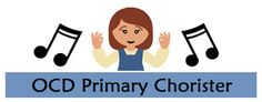 Lesson Plans of an OCD Primary Chorister- song review games lists, for all or individual songs