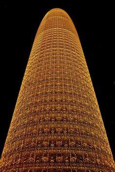 Jean Nouvel | Burj Qatar 2002-12 Doha. #architecture ☮k☮