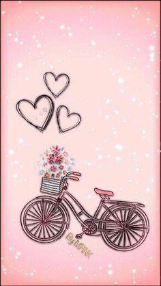 44 Ideas Wallpaper Iphone Bloqueo Pink For 2019 Flower Background Wallpaper, Cute Girl Wallpaper, Flower Phone Wallpaper, Heart Wallpaper, Butterfly Wallpaper, Cute Wallpaper Backgrounds, Flower Backgrounds, Pretty Wallpapers, Pink Wallpaper