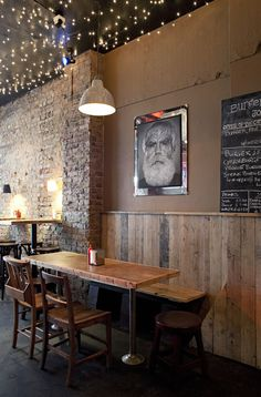 Tommi's Burger Joint, London | We Heart; Lifestyle & Design Magazine