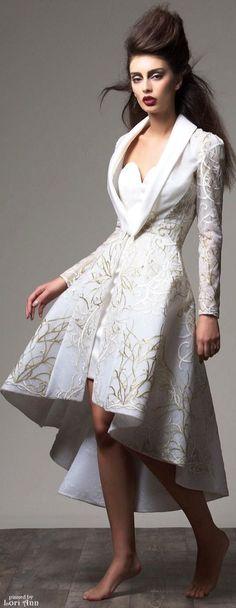 Saiid Kobeisy Couture Fall 2015