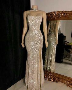 Prom Girl Dresses, Pretty Prom Dresses, Prom Outfits, Glam Dresses, Event Dresses, Stunning Dresses, Dance Dresses, Sequin Prom Dresses, Mermaid Formal Dresses
