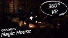 Gardaland 2019 Magic House 360° VR Onride Magic House, Vr