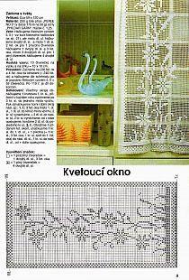 Firanki zasłonki chodniki dywaniki -również na szydełku na Stylowi.pl