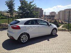 Kia Rio 1.25 CVVT Natty YENİ KİA RİO 2012 - 25bin km Kia Rio, Car, Automobile, Cars