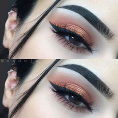 123 pretty eyeshadow looks for day and evening page 36 Makeup - makeup products - makeup tutorial - Makeup Eye Looks, Cute Makeup, Eyeshadow Looks, Pretty Makeup, Skin Makeup, Eyeshadow Makeup, Makeup Brushes, Drugstore Makeup, Makeup Remover
