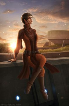 Elucidator - DeviantArt Bastila Shan (kotor) by Elucidator on DeviantArt Images may be subject to copyright. starwars.wikia.com | Optimystique1