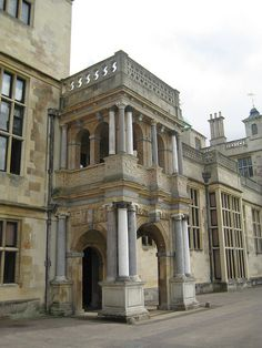 Audley End House by CaptainJayOTee, via Flickr