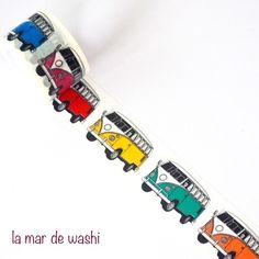 Washi Tape volkswagen
