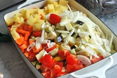 The Best Roasted Vegetables Ever