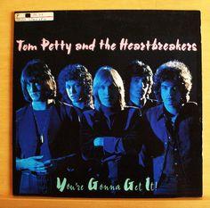 TOM PETTY & THE HEARTBREAKERS You´re gonna get it ! - Vinyl LP Hurt Magnolia RAR