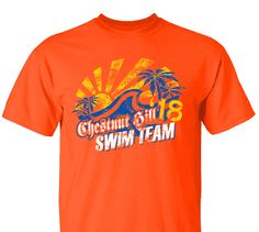 d2ab111b High School Impressions Custom Swimming Tees - Create your own design for t- shirts, hoodies, sweatshirts. Choose your Text, Ink and Garment Colors