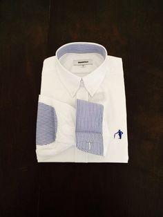 Sport shirt white
