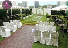 Greater China Club - Roof Garden for Parties and Events