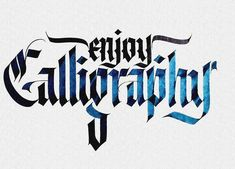 Fantastic calligraphy by @sachinspiration | #typegang if you would like to be featured | typegang.com | typegang.com #typegang #typography