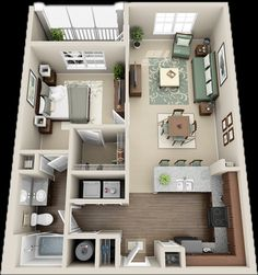 First apartment ideas 2019 First apartment ideas The post First apartment ideas 2019 appeared first on Apartment Diy. Sims House Plans, House Layout Plans, Small House Plans, House Layouts, House Floor Plans, Home Building Design, Home Room Design, Home Design Plans, Studio Apartment Floor Plans