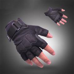 Weimostar Bike Glove Guantes Deportivos pesas gimnasio Cycling Sport Finger Half Gloves