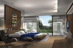 bedroom by gerhanaxz