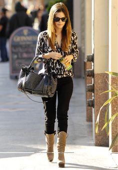 Rachel Bilson Street Style. TopShelfClothes.com