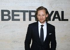"""An audience member at """"Betrayal"""" on Broadway, starring Tom Hiddleston, was moved to tears, moans and spasms of ecstasy Wednesday at the Bernard B. Wife And Girlfriend, Husband Wife, Broadway Plays, Broadway Shows, Tom Hiddleston Dating, After The Affair, Wife Movies, Blockbuster Movies, Thomas William Hiddleston"""