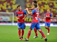 FC Steaua Bucuresti anunta pe site-ul oficial ca i-a transferat pe jucatorii Eduard Stancioiu, Antonio Jakolis si Wilfred Moke, proveniti de la ASA Tirgu Mur...