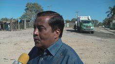 Medio Ambiente sancionará a la empresa Lajún por el incendio en el vertedero de Duquesa; humareda disminuye