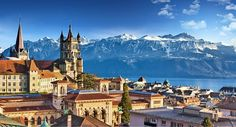 Top 10 Places You Can't Miss In Switzerland Top 10 Places You Can't Miss In SwitzerlandFor ravishing alpine scenery and quaint villages oozing storybook charm, it's hard to beat Switze Lugano, Lausanne, Zermatt, Basel, Old Poster, Location Camping Car, Entlebucher, Switzerland Tour, Alpine Style