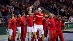 Reaction to Milos Raonic's historic win - http://f3v3r.com/2013/04/07/reaction-to-milos-raonics-historic-win/