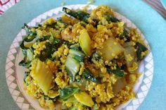 """La quinoa, también llamada """"arroz de los incas"""", es un pseudocereal con alto contenido proteínico, además de aminoácidos y minerales como h..."""