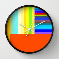 Re-Created  Parquet 3 Wall Clock by Robert S. Lee - $30.00
