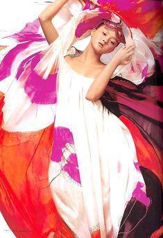 Devon Aoki. Shortest supermodel.