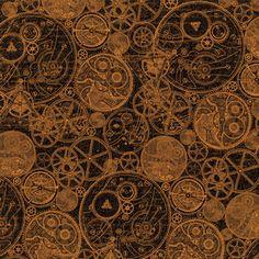 the steampunk rug. | unused condo ideas | pinterest | steampunk