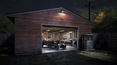 Hot Rod Garages