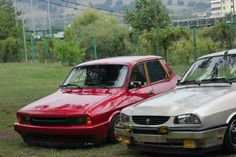Romanian muscle car